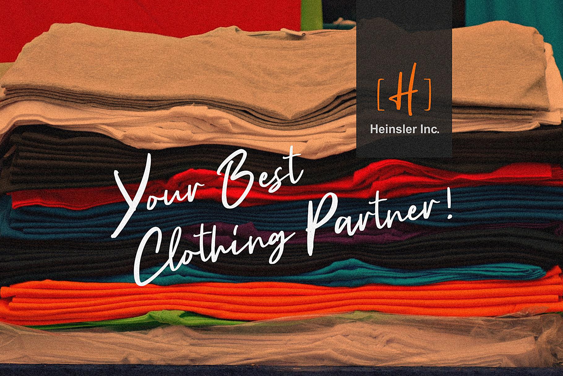 Heinsler | Handwriting Style Font example image 3