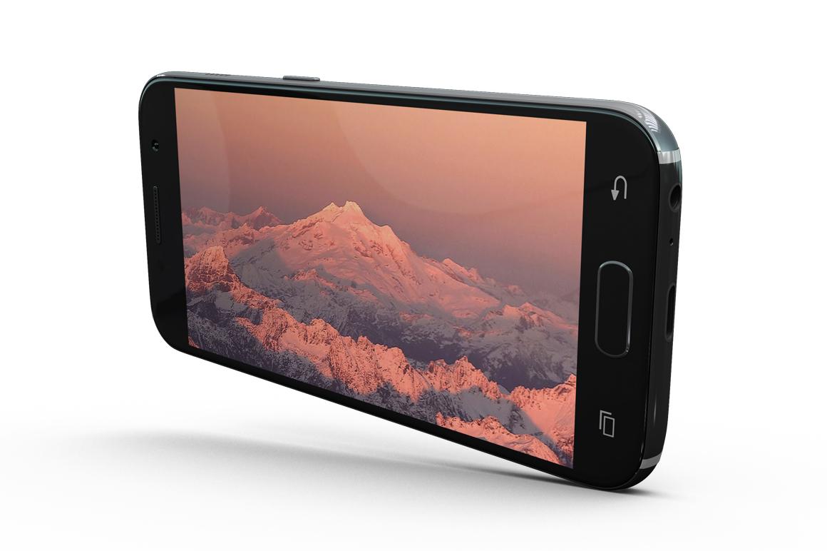 Samsung Galaxy s3 Mockup example image 13