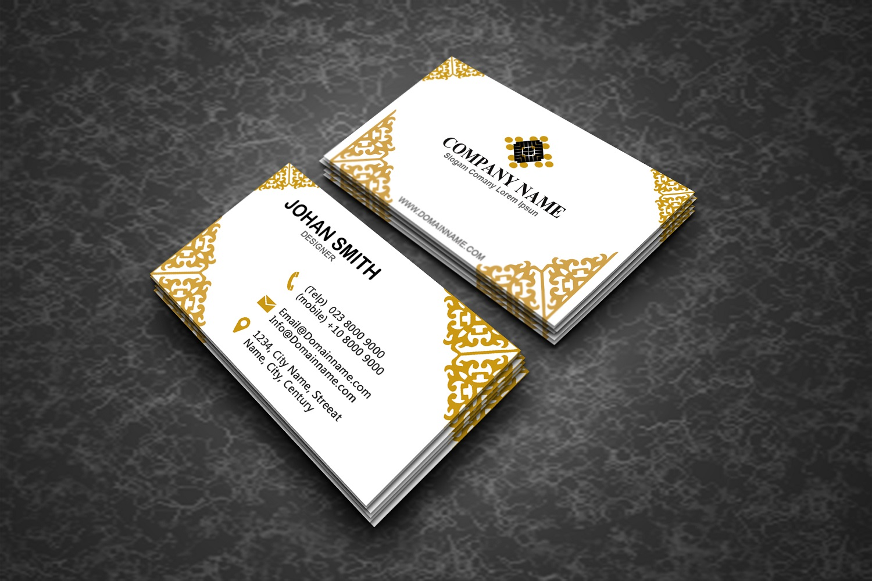 Elegant Business Card example image 1