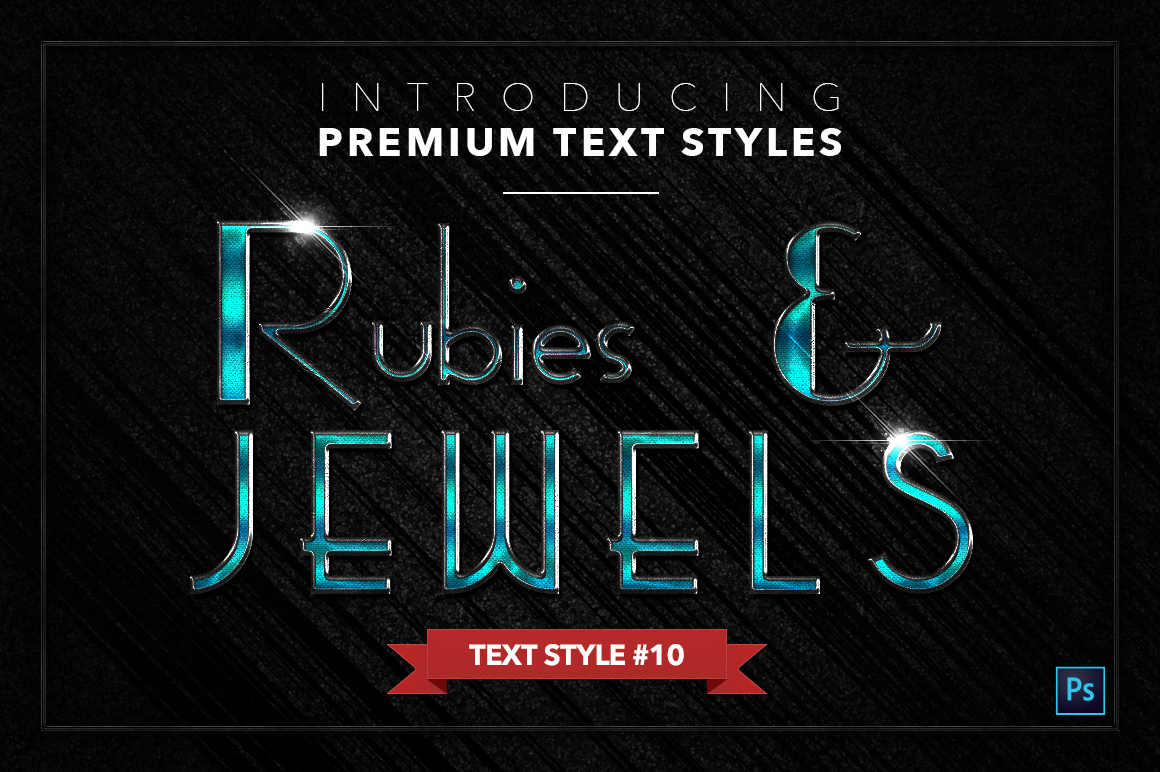 Rubies & Jewels #1 - 20 Text Styles example image 11