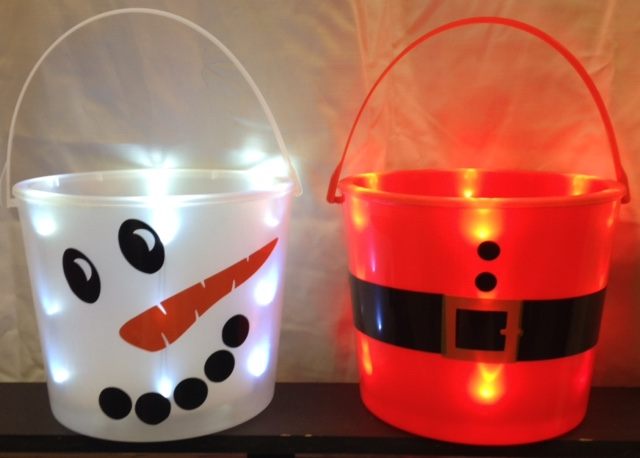 LC006 - Winter Snowman example image 4
