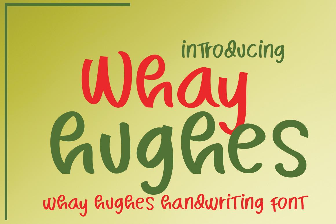 Whay hughes example image 6