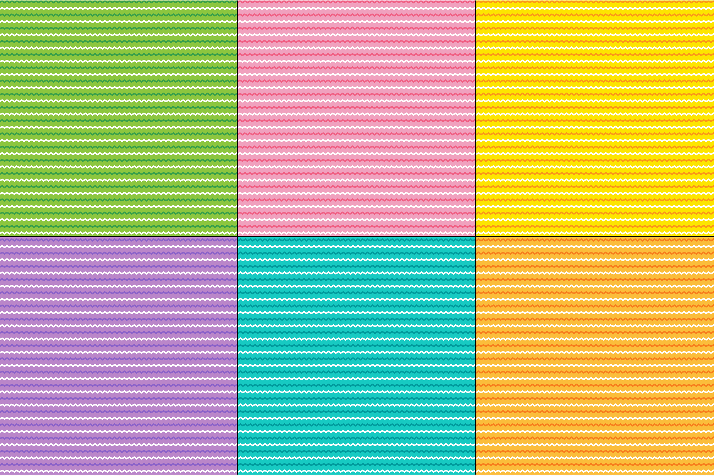 Easter Plaids, Stripes & Polka Dots example image 4
