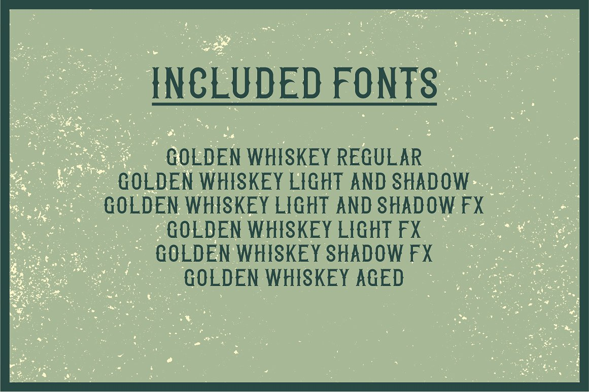 Golden Whiskey example image 6
