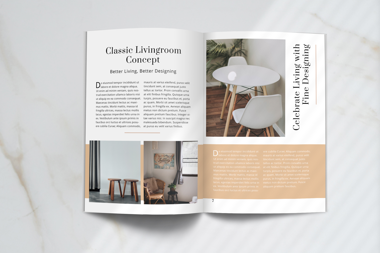Mavel - Interior Magazine Template example image 3