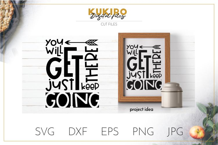 Motivational Quotes SVG BUNDLE - Work Girl Power cut files example image 11