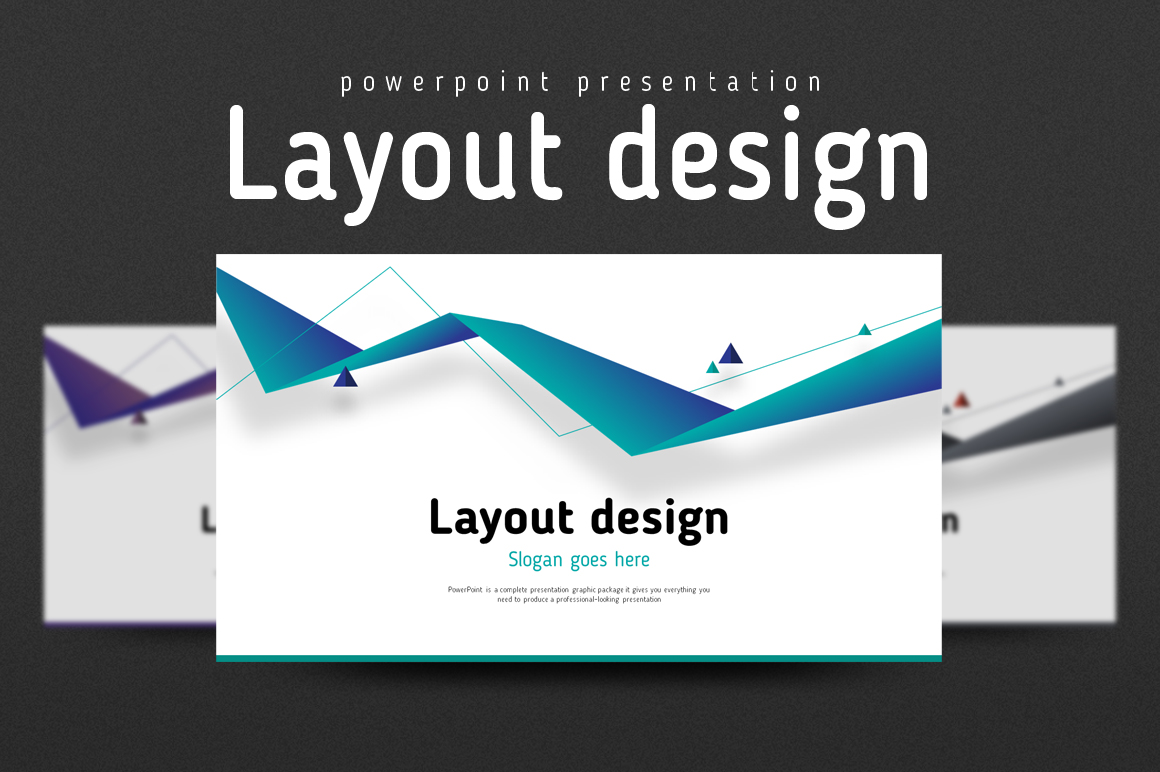 Layout Design Template example image 1
