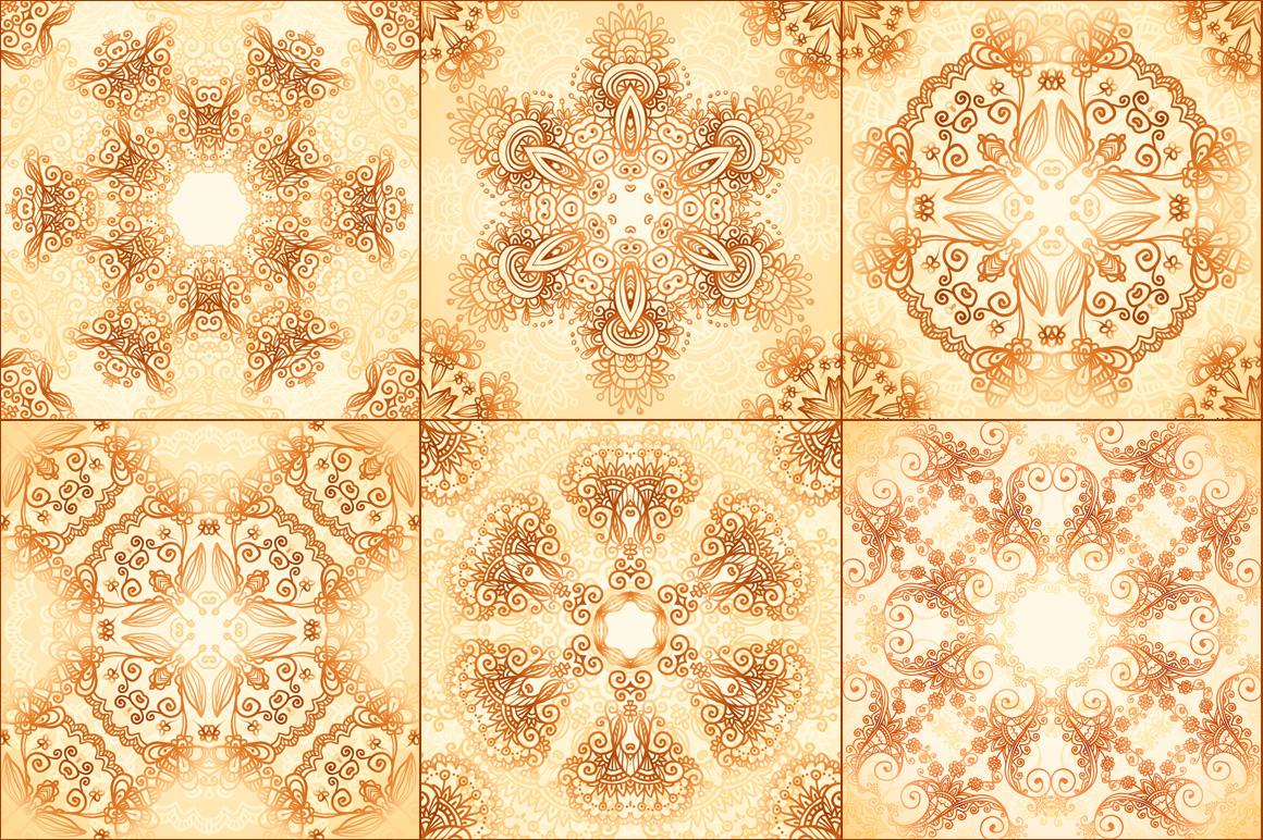 40 wonderful vintage vector patterns example image 5