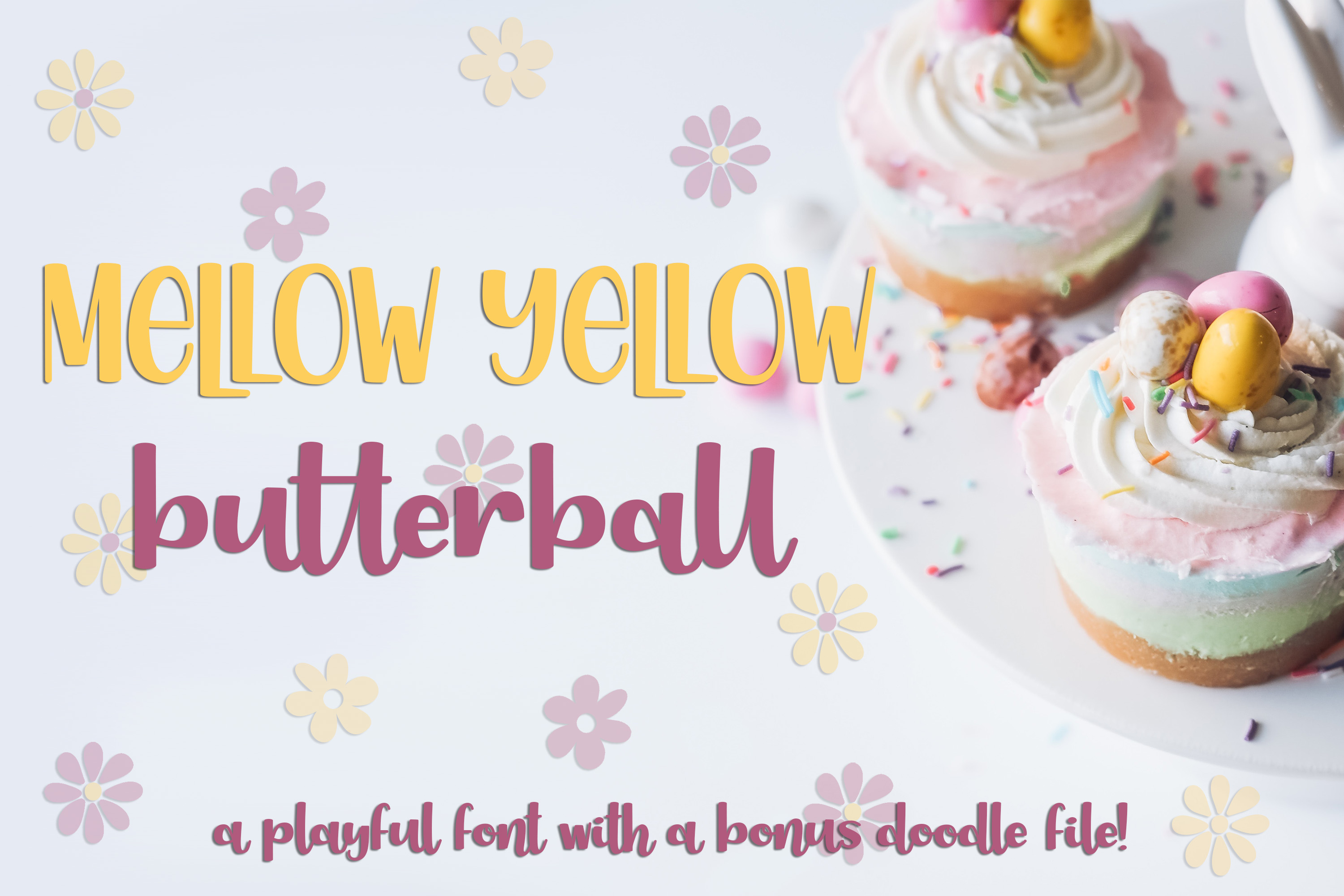 Mellow Yellow Butterball example image 1
