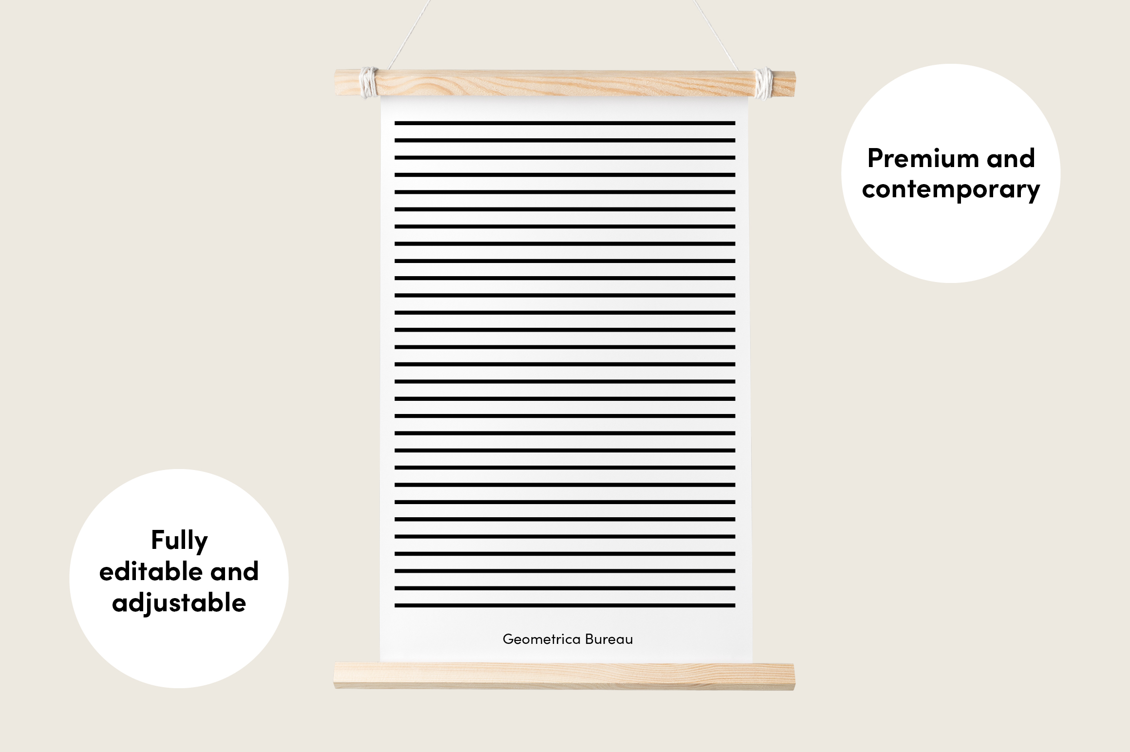 Monochrome Lines example image 6