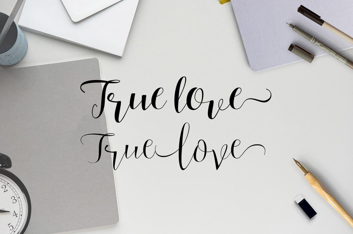 True love Script example image 3