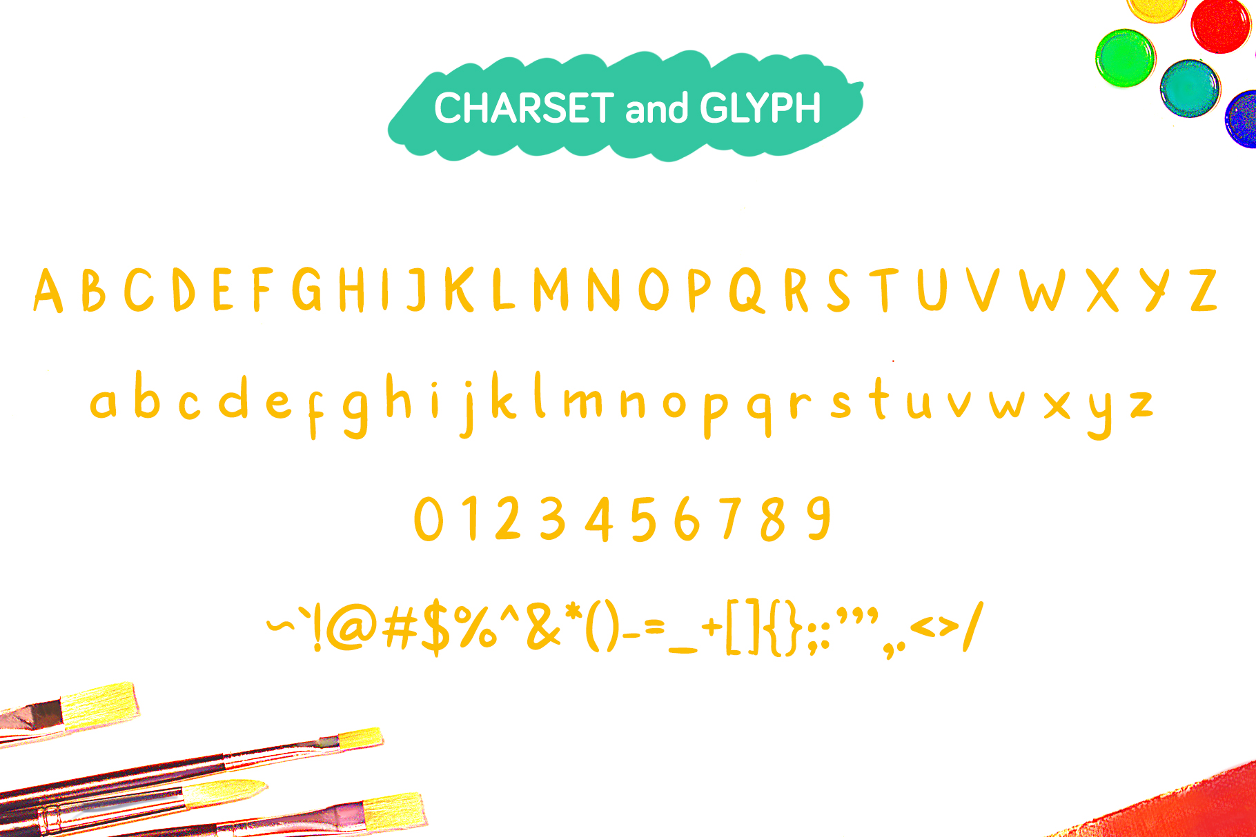 Hanneat Funny Font example image 4