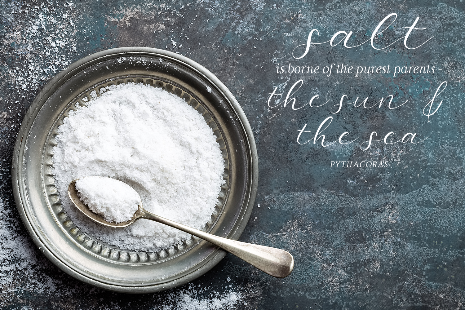 Salt and Sea Calligraphy Font example image 4