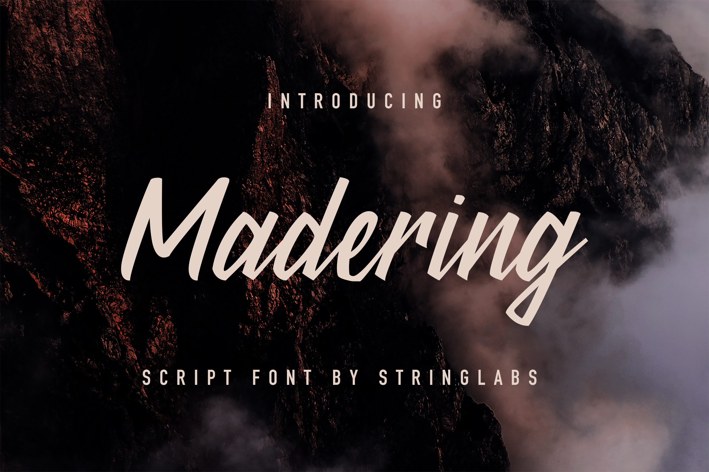 Madering - Classy Script Font example image 1