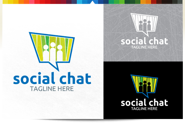 Social Chat example image 2