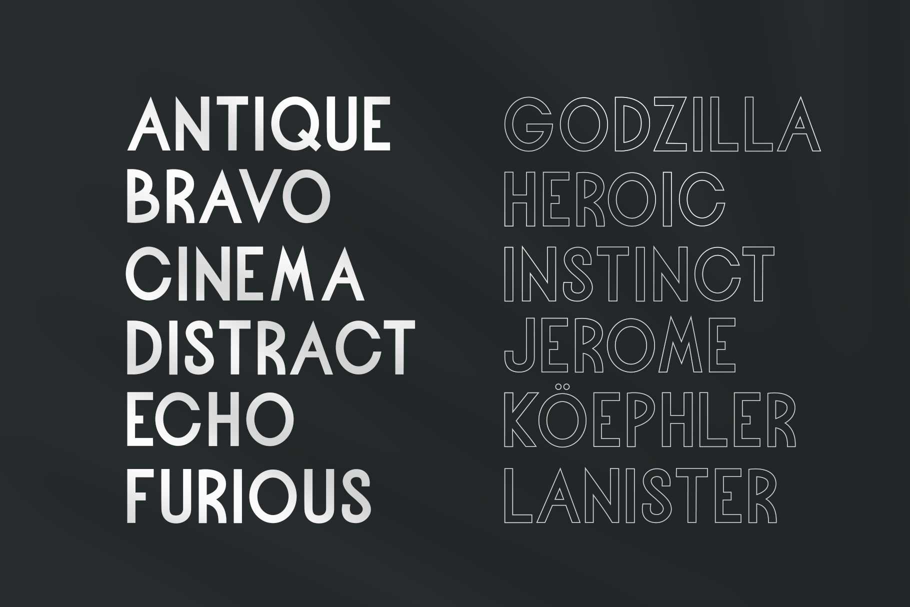 Avalore - Modern Font Family example image 13