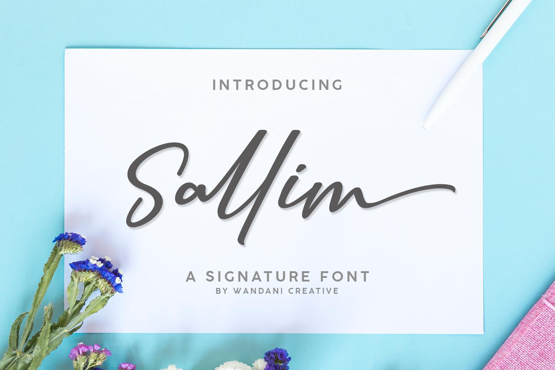 Best Seller Font Bundle example image 4