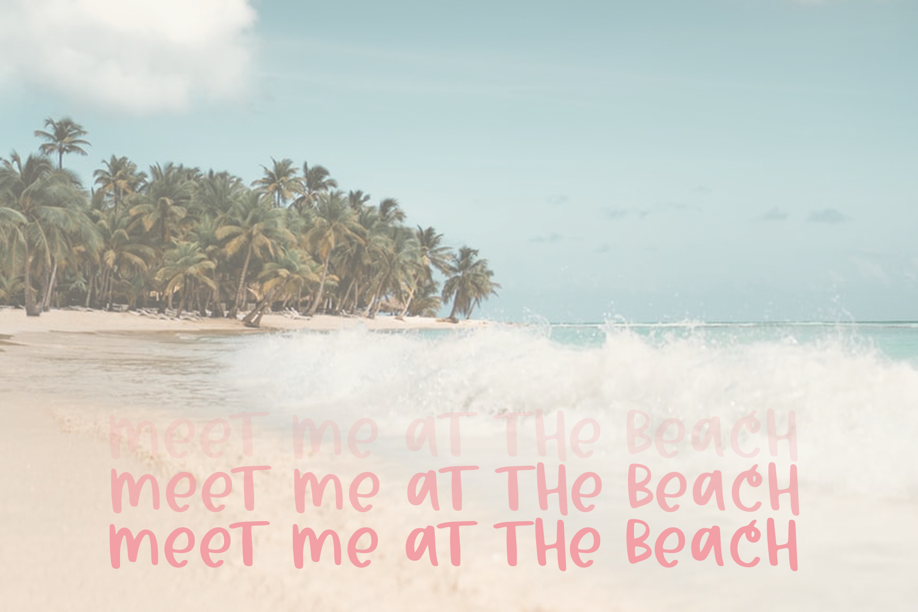 California Sunrise - A Handwritten Font with Alternatives! example image 12