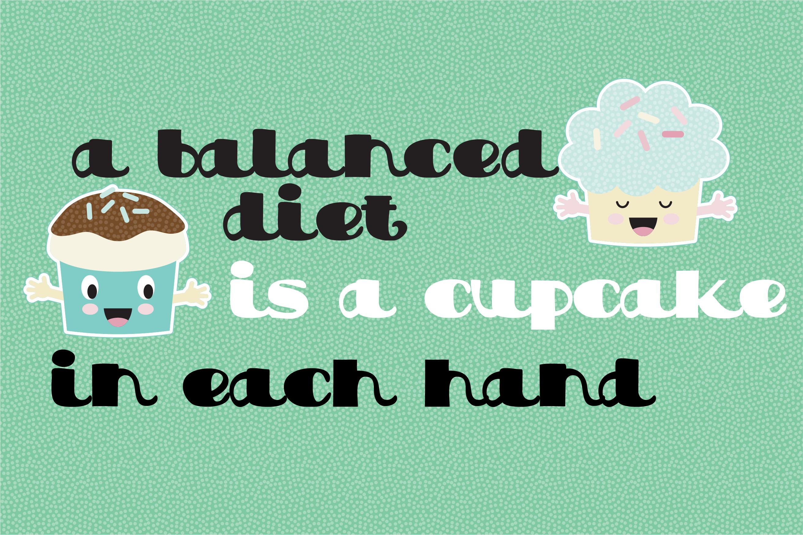 PN Cupcake Face example image 4