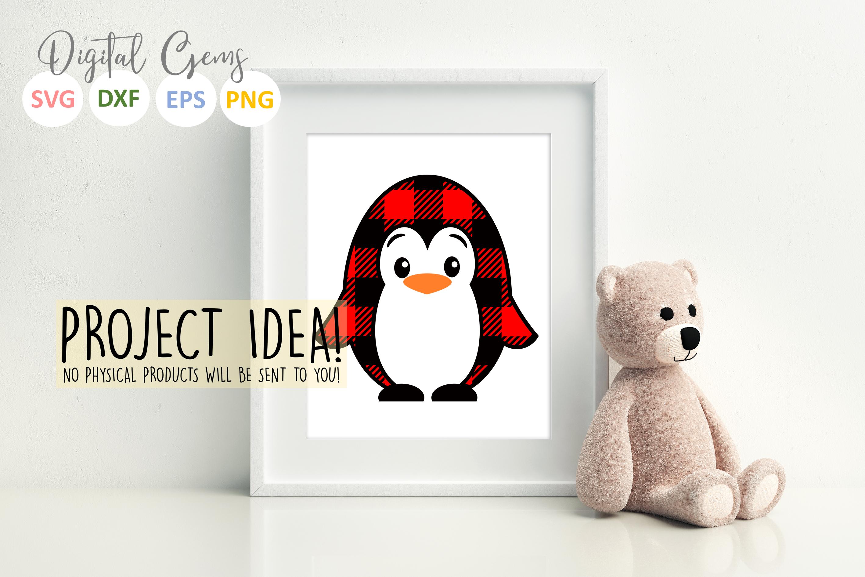 Plaid Penguin design example image 3