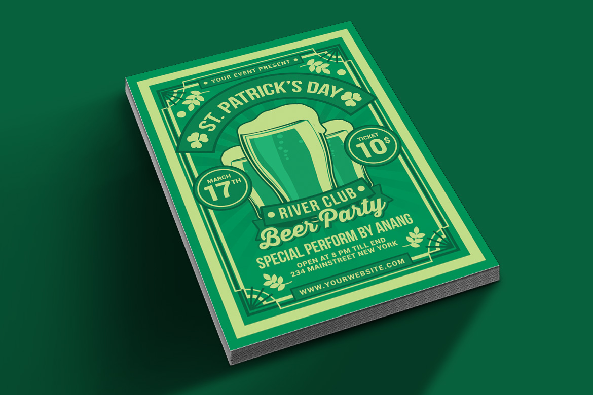 St. Patrick Day Beer Party example image 3