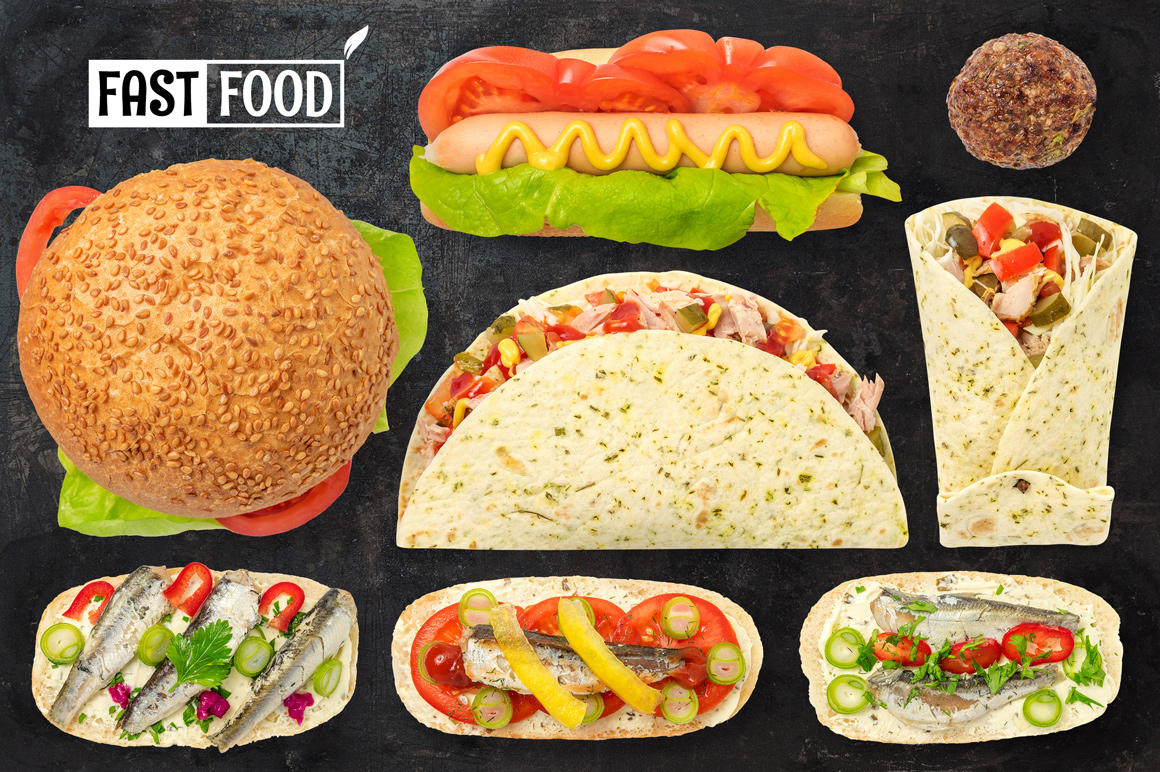 Isolated Food Items Vol.7 example image 5