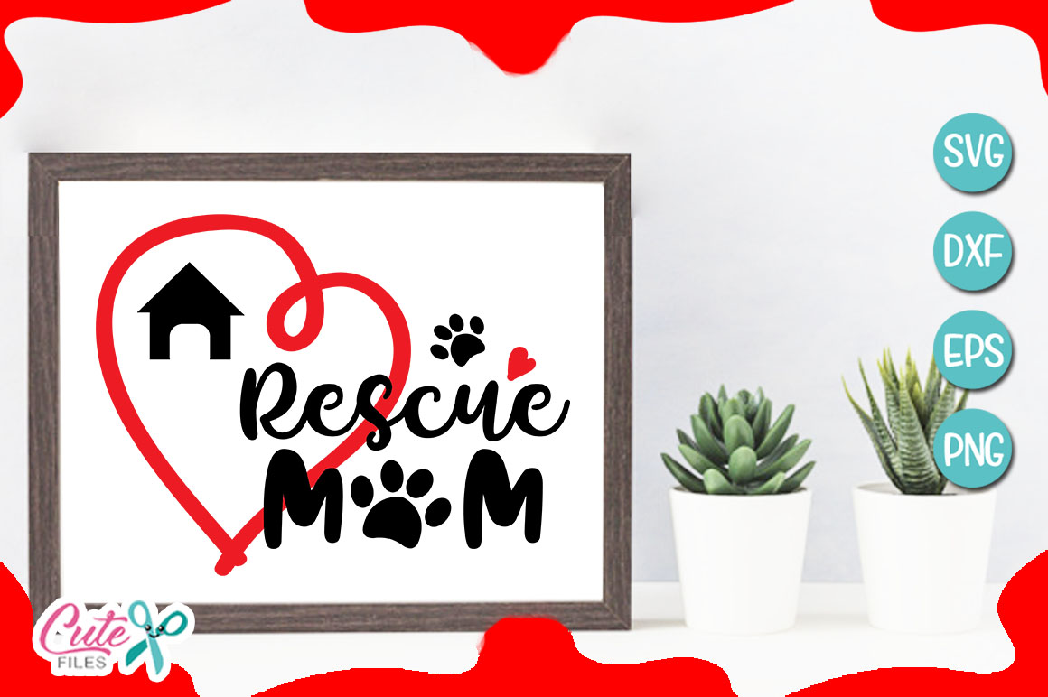 Mom of the dog bundle SVG cut file example image 4