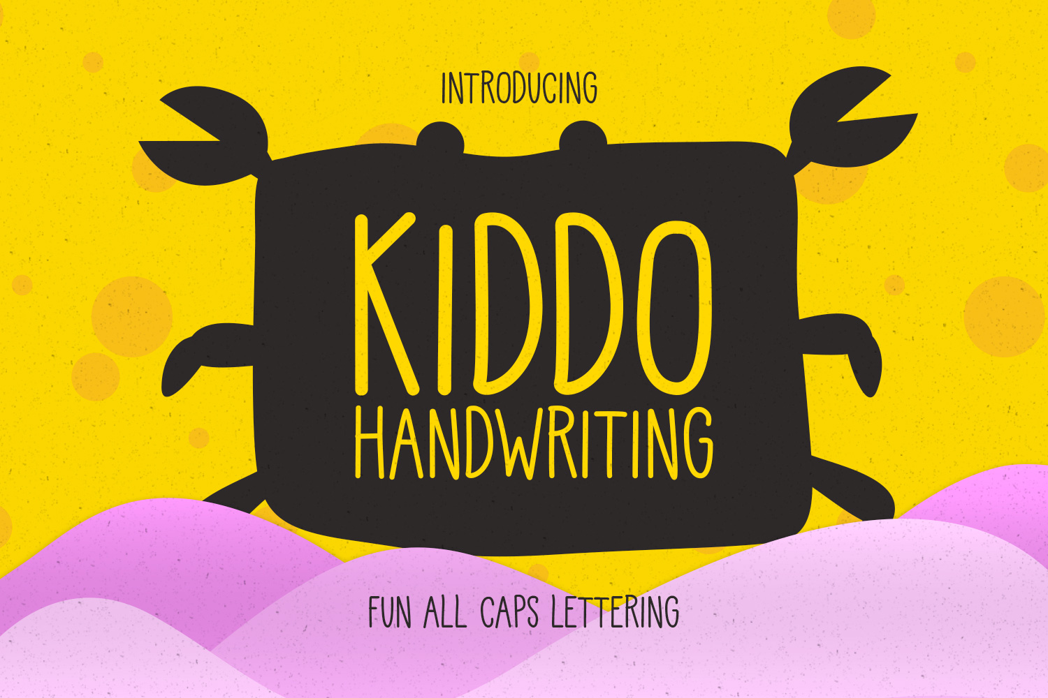 Kiddo Handwritting example image 1
