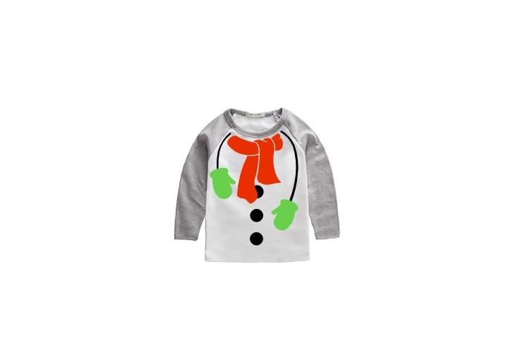 Snowman Svg, Christmas Svg, Scarf Svg, Snowman T shirt Svg example image 2