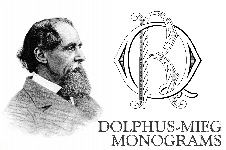 Dolphus-Mieg Monograms example image 2