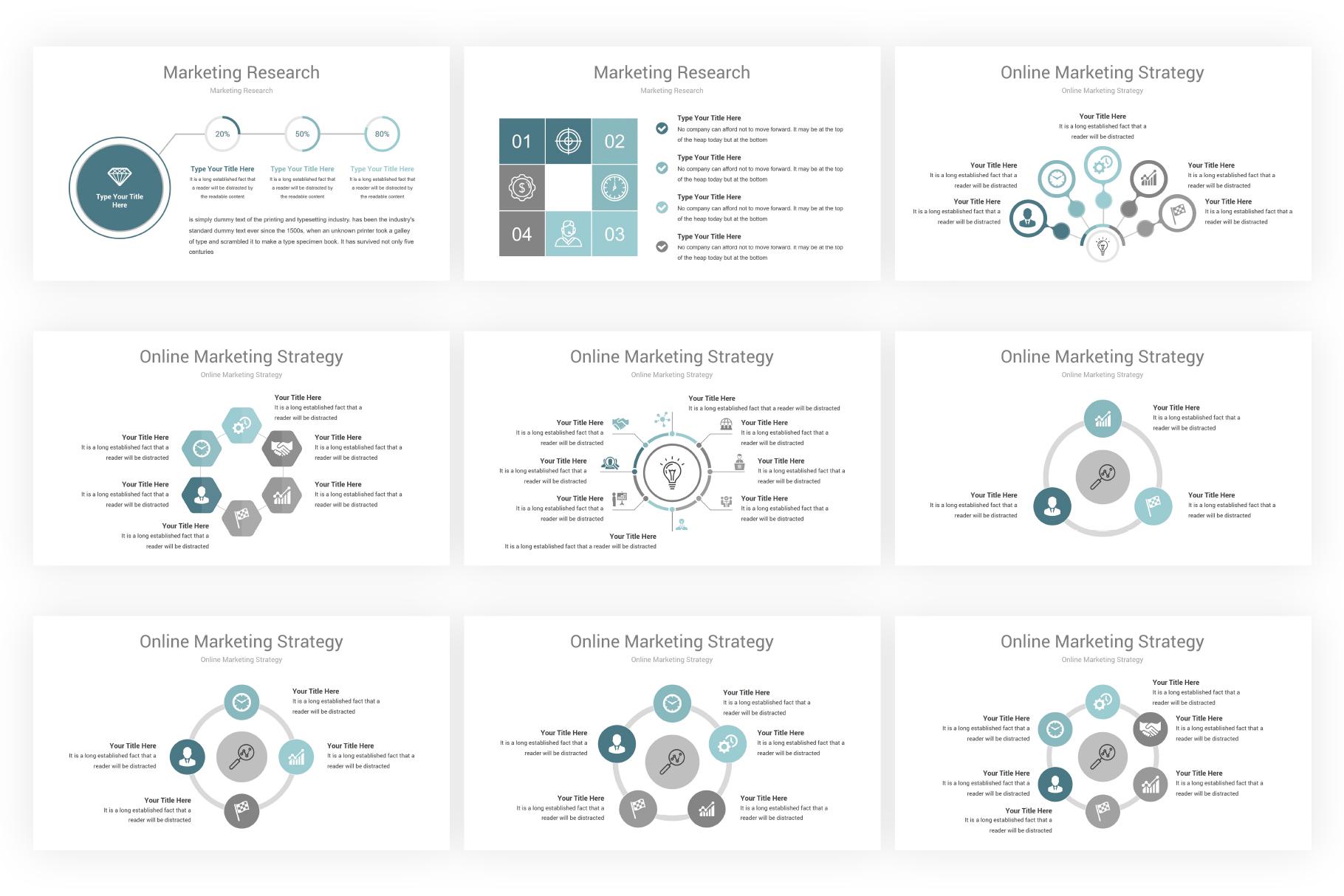Marketing Plan PowerPoint Presentation Template example image 14