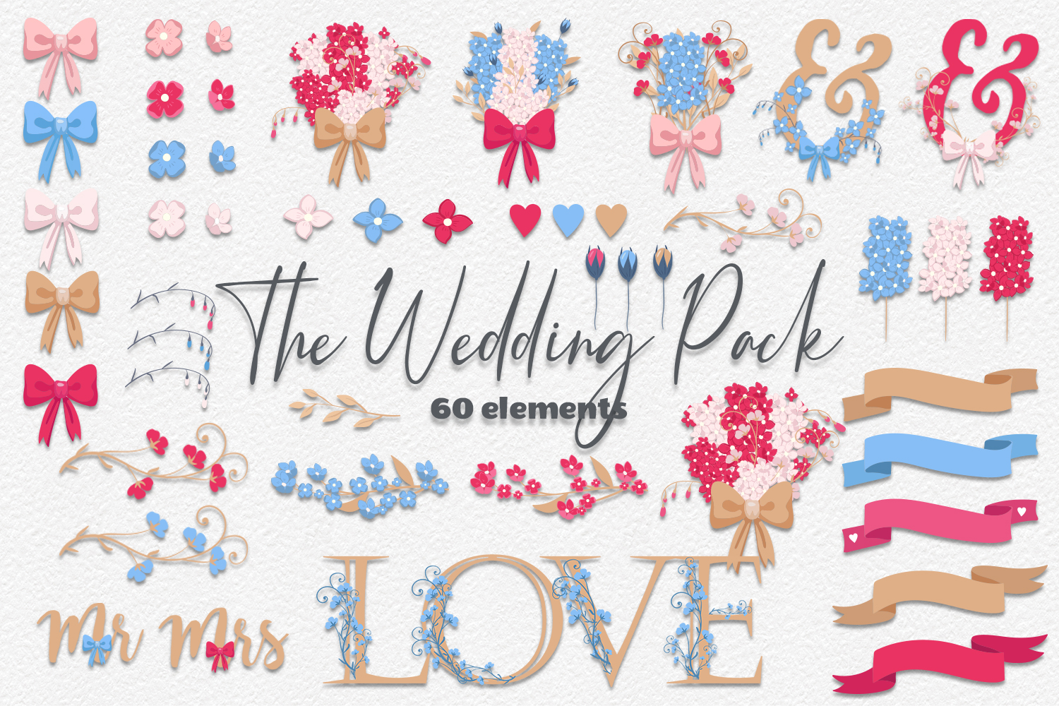 The Wedding Pack example image 1