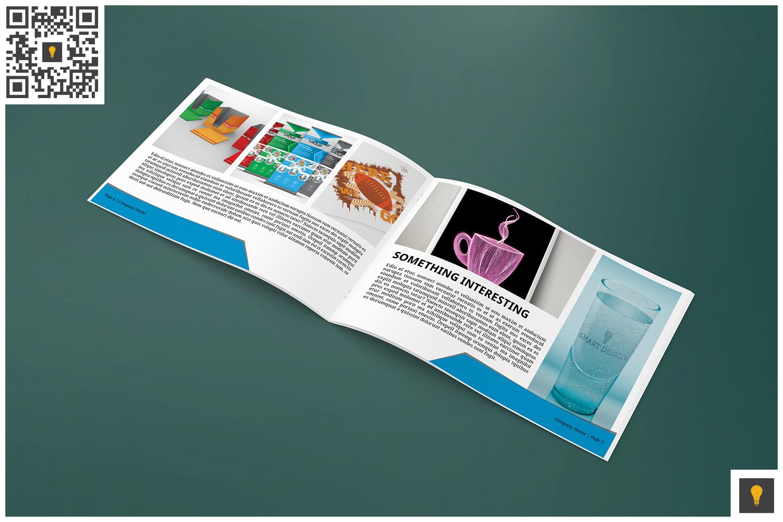 Multipurpose A5 Landscape Catalog example image 5