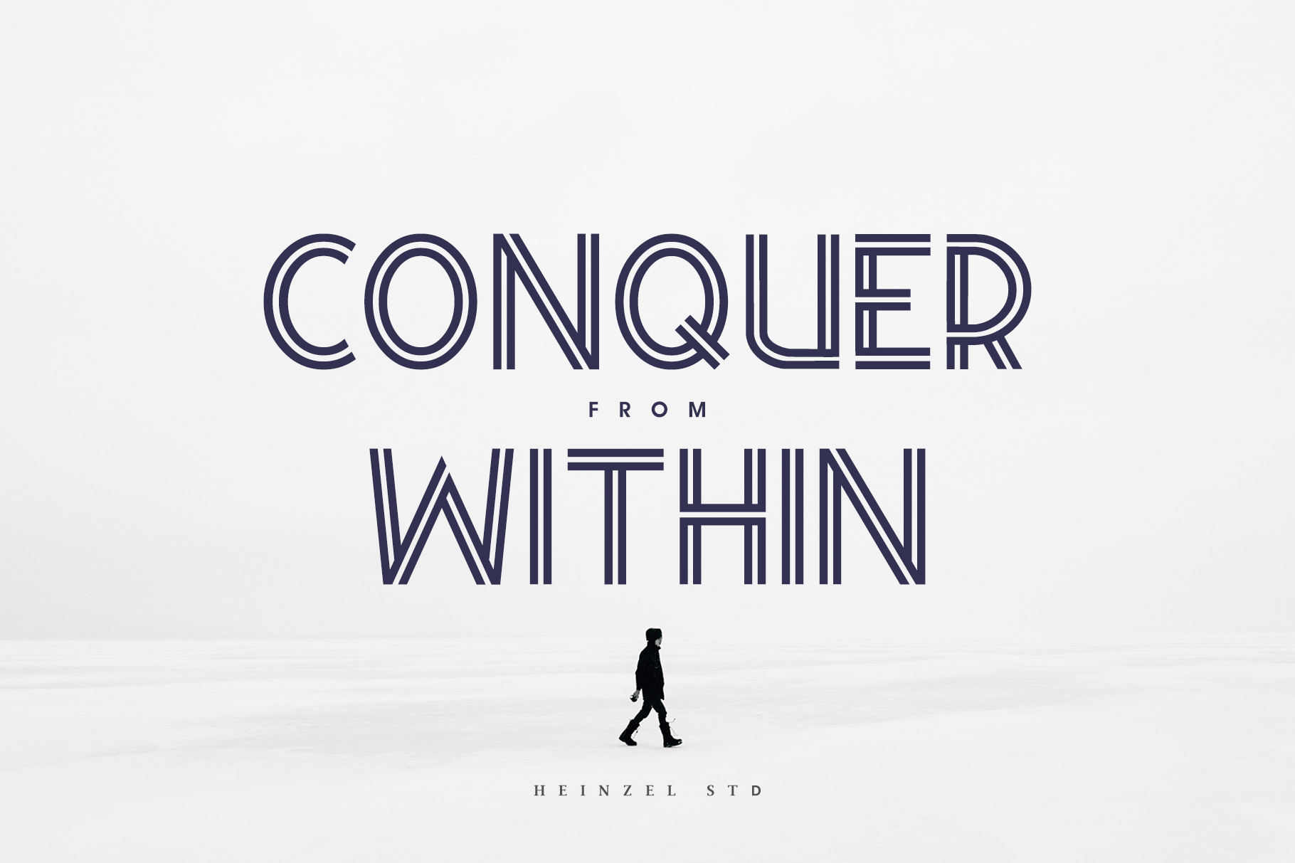 Wander Brave Typeface example image 2