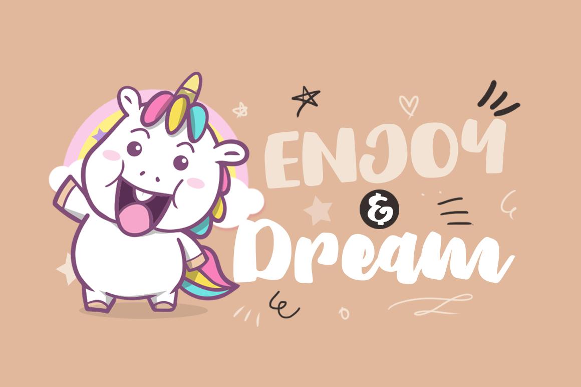 Fat Unicorn example image 3