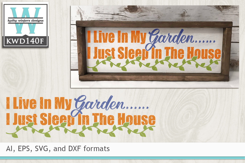 BUNDLE Gardening SVG - Gardening Bundle KWDB022 example image 7