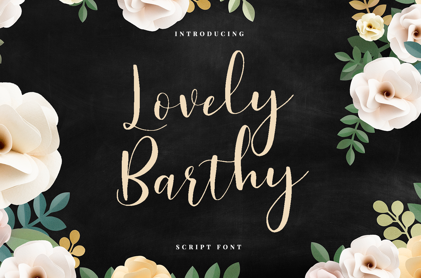 Handlettered Font Bundle 50 in 1. example image 2