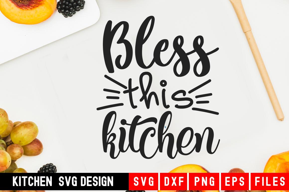 Kitchen SVG Bundle|30 Designs|kitchen towel svg example image 20