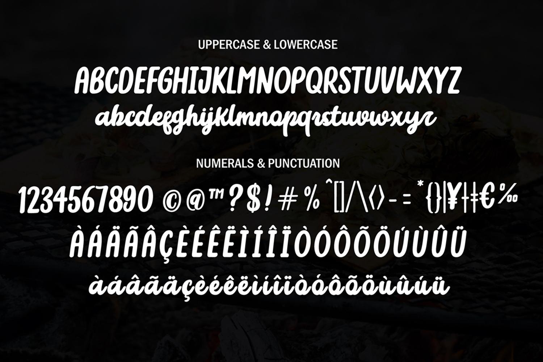 Belanda Font example image 6