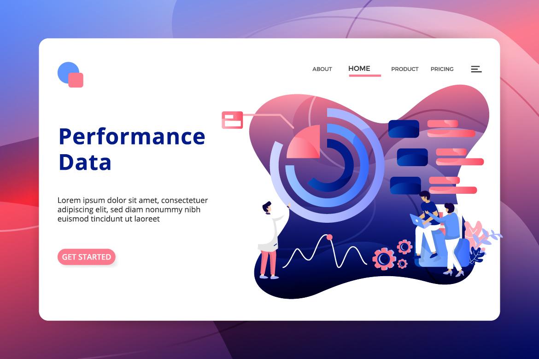 Data Analysis sets Illustration example image 3