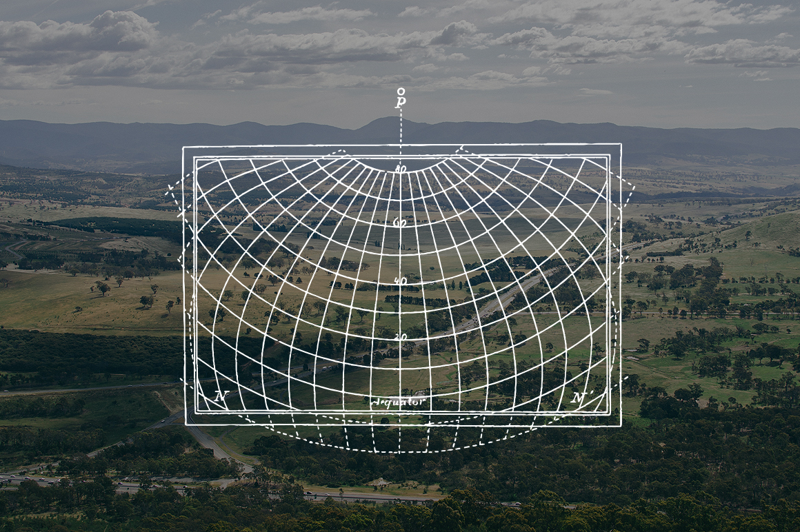 Mathematical Geography Vol. 1 example image 5