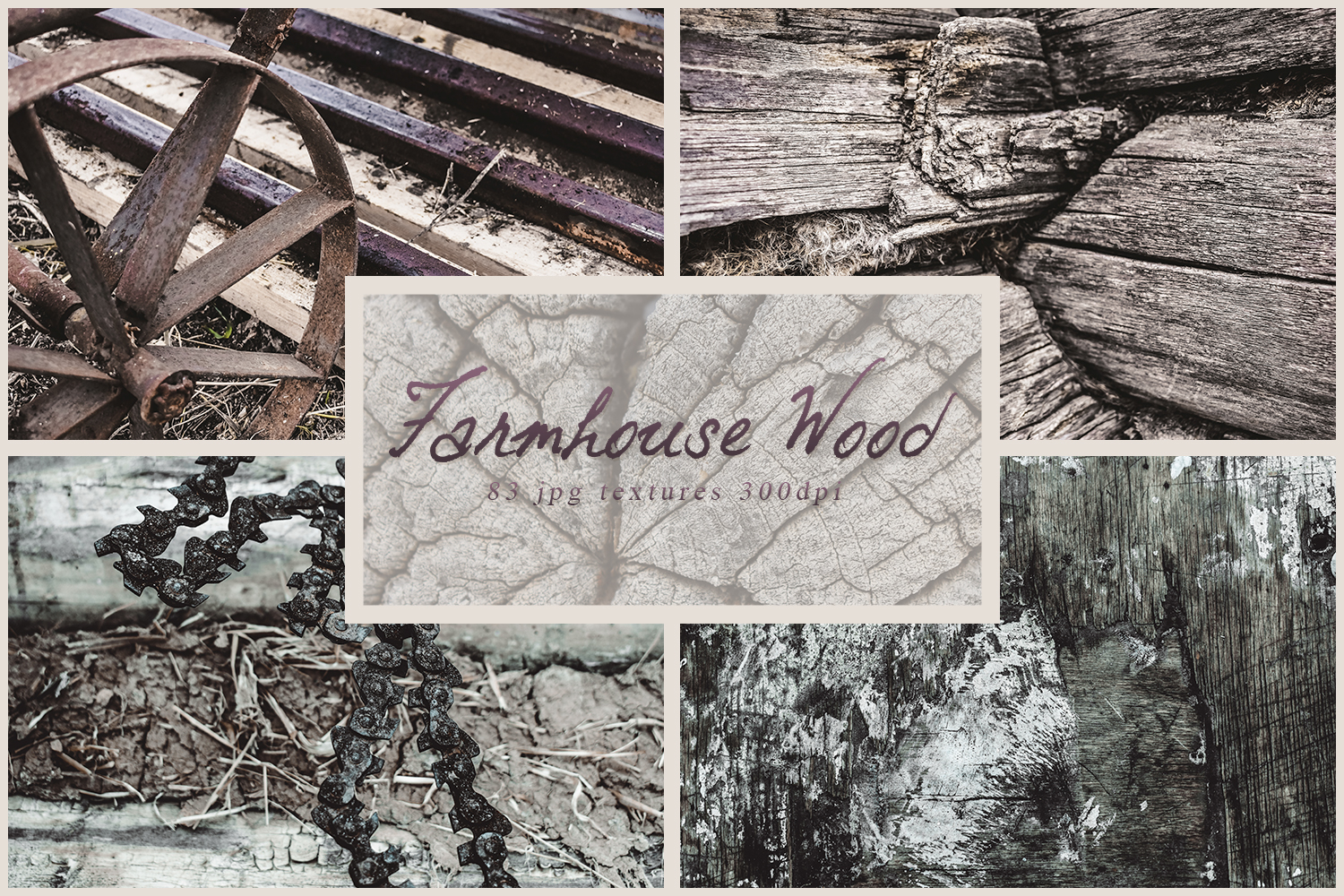 83 rustic woods photo textures pack overlays backgrounds example image 1