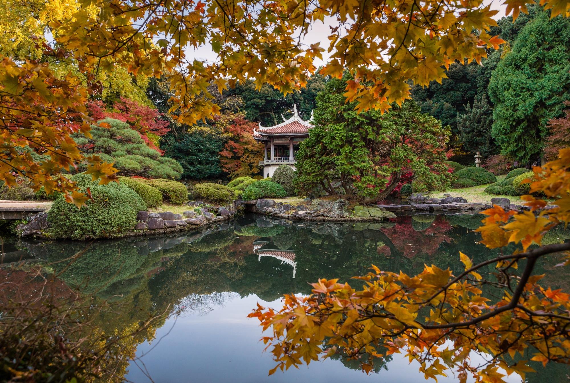 Japanese Pagoda example image 1