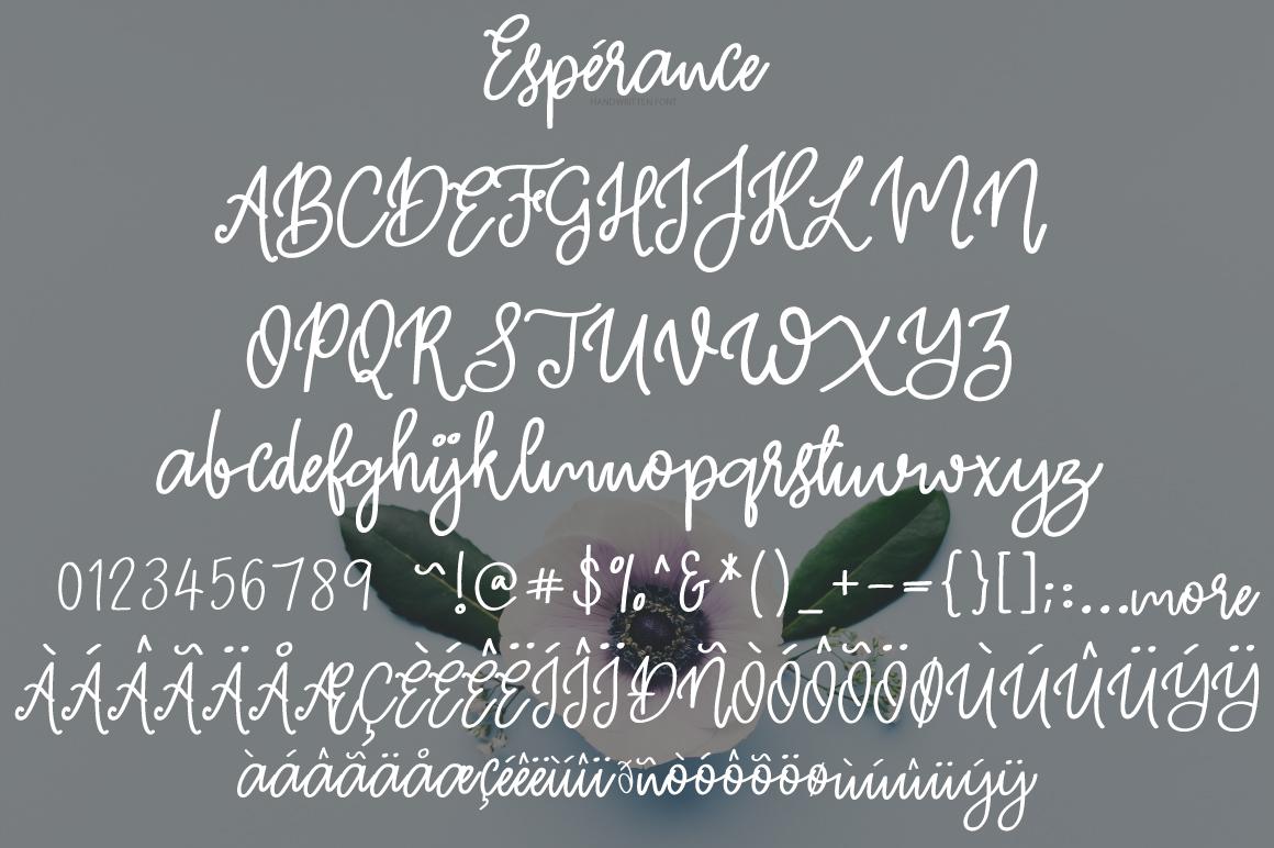 Esperance example image 2