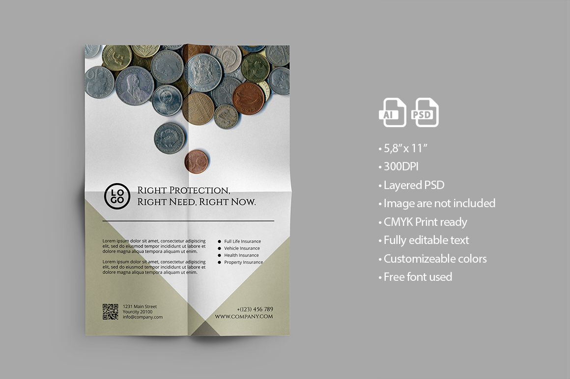 Financial Flyers example image 2