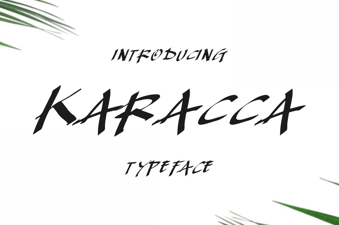 Karacca example image 1