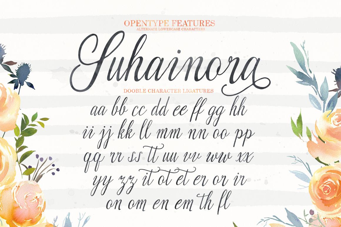 Suhainora example image 3
