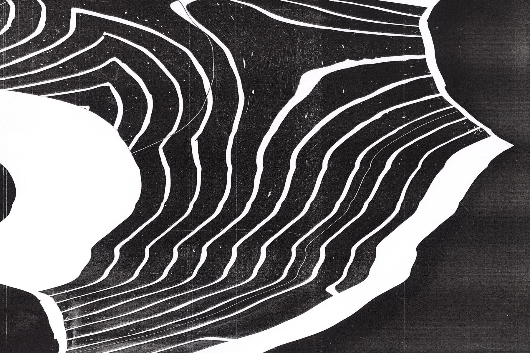 16 Photocopied Stripes example image 3