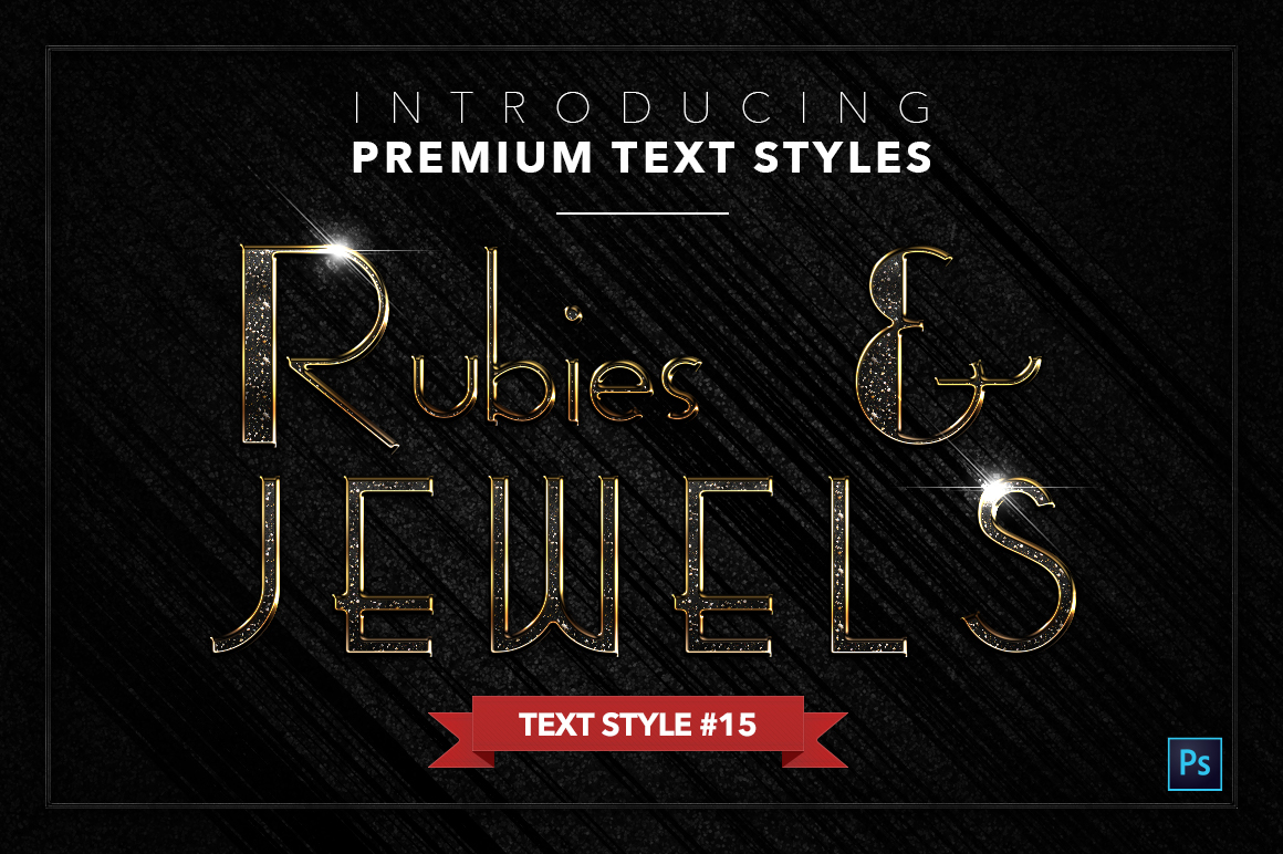 Rubies & Jewels #1 - 20 Text Styles example image 16
