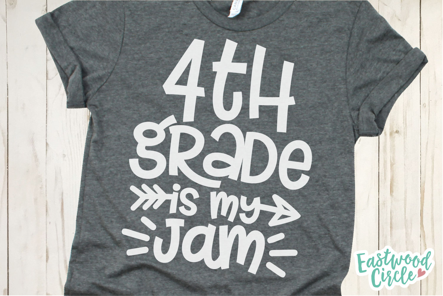 School Is My Jam SVG Bundle - Back to School Cut Files example image 8